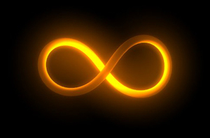 Glowinginfinitysign